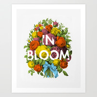 In Bloom Art Print by Wharton