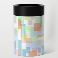 zappwaits-watercolor Can Cooler by netzauge