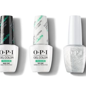 OPI - GelColor Combo - Base, Top & Ornament to Be Together