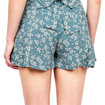 Cutesy Bow Shorts
