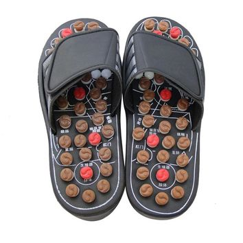 Sandal Reflex Massage Slippers