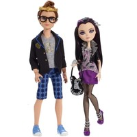 EVER AFTER HIGH™ Date Night™ Doll 2-Pack - Dexter Charming™ and Raven Queen™ - Shop.Mattel.com