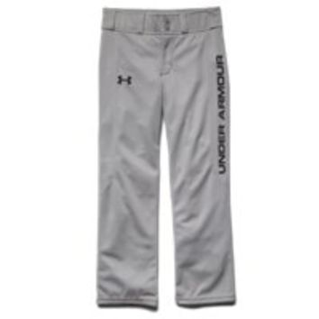 Under Armour Boys' UA Undeniable Script Baseball Pants