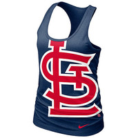 St. Louis Cardinals Women's Loose Fit Racerback Tank by Nike - MLB.com Shop