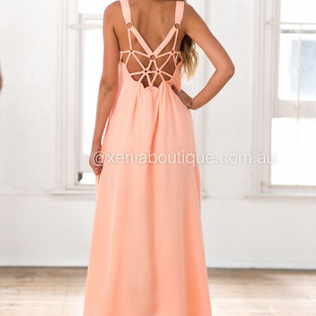 Before Sunset Maxi Dress