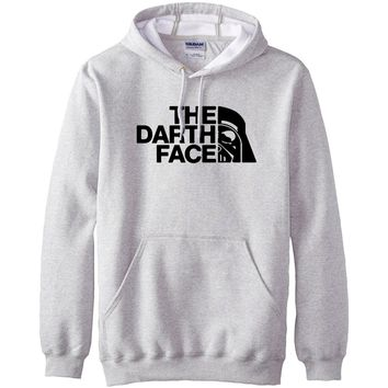 The Darth Face Hoodie