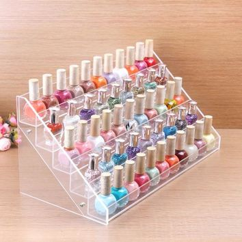 The Oily Essentials Display Nail Polish or Essential OIls Stand 6 tier