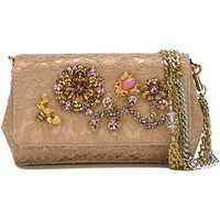 Dolce & Gabbana 'anna' Clutch - Julian Fashion - Farfetch.com