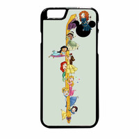 Princess Character Disney Funny iPhone 6 Plus Case