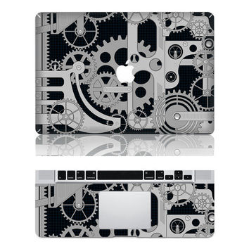 Amazing Gear--Macbook Cover Protector Decal Laptop Art Sticker Skin Mabook Skin for Apple Macbook Pro/ Macbook Air/ipad 2