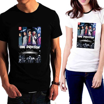 one direction live tour - Tshirt for man shirt, woman shirt XS / S / M / L / XL / 2XL / 3XL /4XL / 5XL *02*