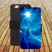 iphone 5 5s case  icy moon iphone 4/ 4s iPhone 6 6 Plus iphone 5C Wallet Case , iPhone 5 Case, Cover, Cases colorful pattern L078