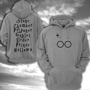 Harry Potter Book Movie Title hoodie