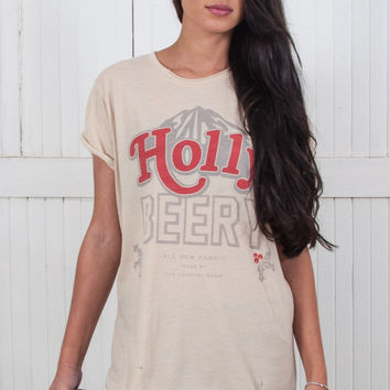 Holly Beery Rolling Tee