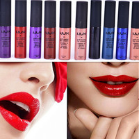 Brand MAQUIAGEM Lipstick Long Lasting Waterproof Lip Gloss