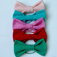 Choose Your Color Big Hair Bow