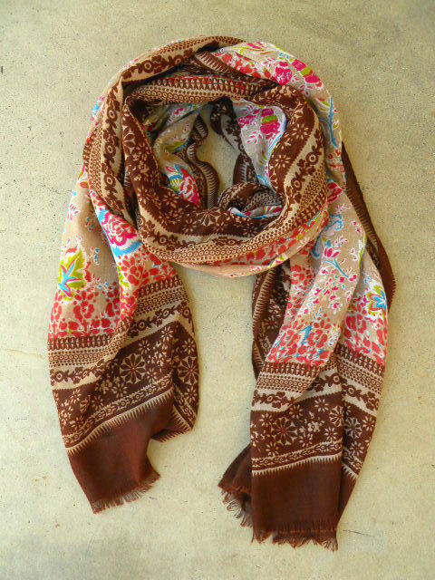 Enchanted Bohemian Scarf [3256] - $18.00 : Vintage Inspired Clothing & Affordable Summer Dresses, deloom | Modern. Vintage. Crafted.