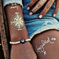 Flash Tattoos | Wanderlust