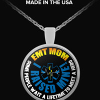 EMT Mom Necklace