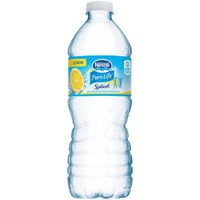Nestle Splash Water, Lemon, 16.9 Fl Oz, 24 Count - Walmart.com