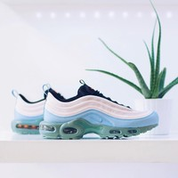 KUYOU Nike Air Max Plus 97 Max Mix (Mica Green/Barely Rose/Leche Blue)
