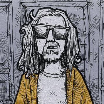 The dude by suPmon on Etsy