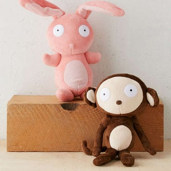 Monkey Bunny Plush - Urban Outfitters