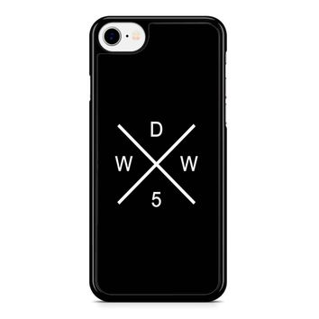 Why Dont We Merch Logo iPhone 8 Case