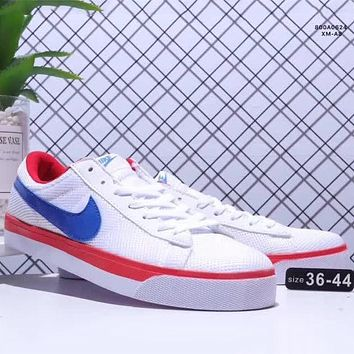 NIKE WMNS Air MAX Campus wind breathable mesh trend board shoes F-G-CQ-YDX #4