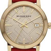 ORIGINAL BURBERRY UNISEX WATCH BU9017