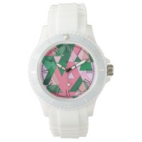 Retro Triangle Abstract Watches