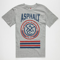 Ayc Dissent Mens T-Shirt Heather Grey  In Sizes