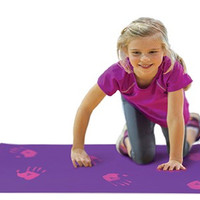 Color changing sensory mat