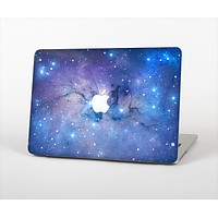 """The Blue & Purple Mixed Universe Skin Set for the Apple MacBook Air 13"""""""