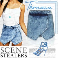 Irregular Denim = 4815068100