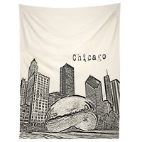 Chicago Illinois Tapestry