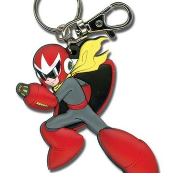Protoman - Key Chain - Mega Man