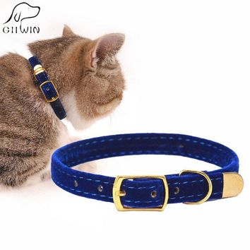 Cat Collar for Small Cats Pet Supplies Product Adjustable for Kitten Collars YS0032