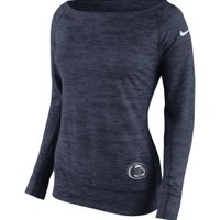 Nike Women's Penn State Nittany Lions Blue Epic Crew Sweatshirt - Dick's Sporting Goods