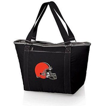 PICN-619001750842-NFL Cleveland Browns Topanga Insulated Cooler Tote, Black