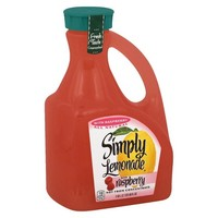 Simply Lemonade with Raspberry 89 oz