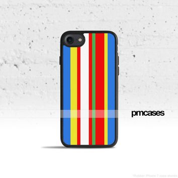 Primary Stripes Phone Case Cover for Apple iPhone Samsung Galaxy S & Note