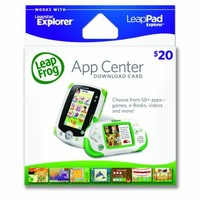 LeapFrog App Center Download Card (works with LeapPad & Leapster Explorer) | www.deviazon.com