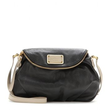 marc by marc jacobs - natasha two-tone leather shoulder bag