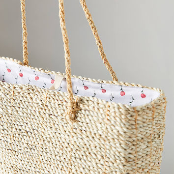 Patsy Straw Tote Bag | Urban Outfitters