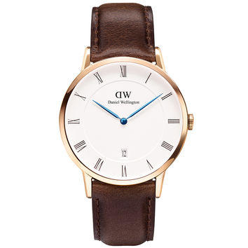 Daniel Wellington - Dapper Bristol Rose Gold 38mm 1103DW