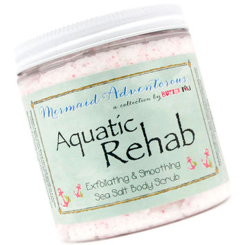 Aquatic Rehab Body Scrub 8oz