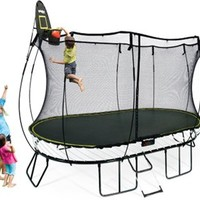The World's Safest Trampolines | Springfree ™ Trampoline USA