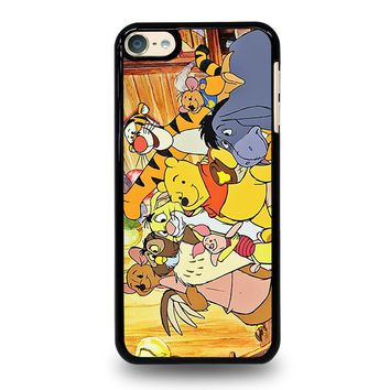 WINNIE THE POOH AND FRIENDS Disney iPod Touch 6 Case Cover