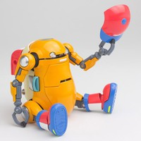 Mechatro 35 WeGo DX Orange 10cm Robot Action Figure